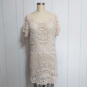 Maurices Lace Cover Up Size XL